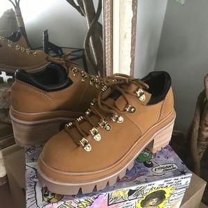 Jeffrey Campbell  hiker boot